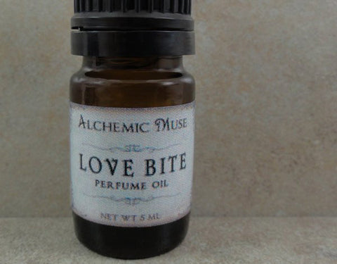 Love Bite Perfume Oil