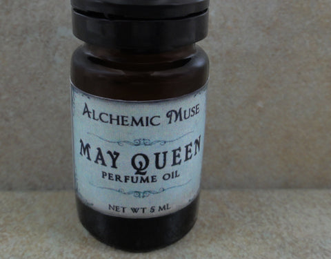 May Queen Perfume Oil
