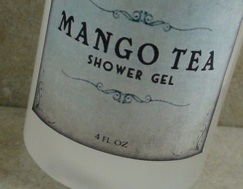 Mango Tea Shower Gel