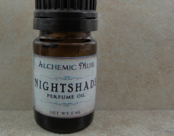 Nightshade Perfume Oil