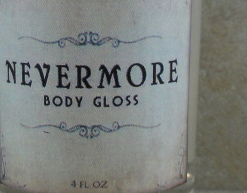 Nevermore Body Gloss