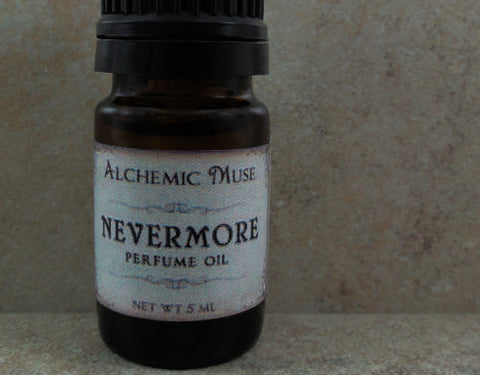 Nevermore Perfume Oil