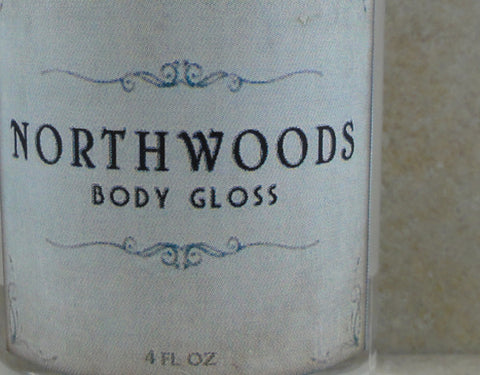 Northwoods Body Gloss