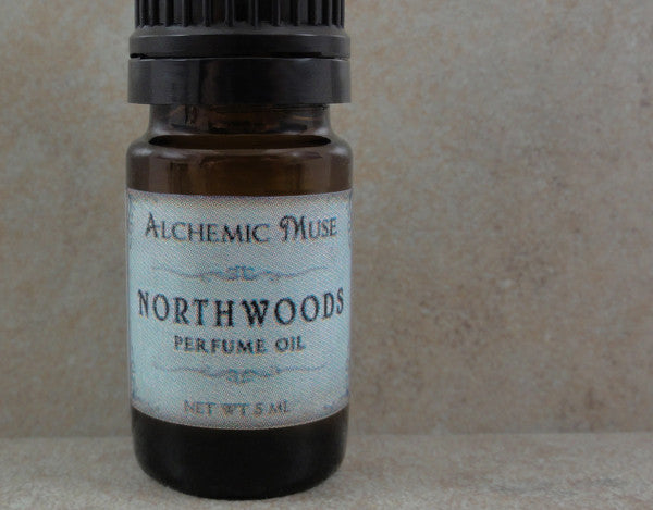 Northwoods Perfume Oil