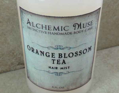 Orange Blossom Tea Hair Mist