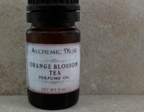 Orange Blossom Tea Perfume Oil