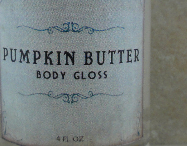 Pumpkin Butter Body Gloss