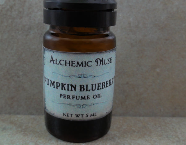 Pumpkin Blueberry Perfume Oil