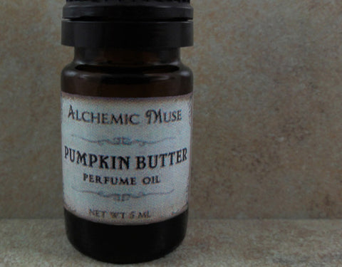 Pumpkin Butter Perfume Oil