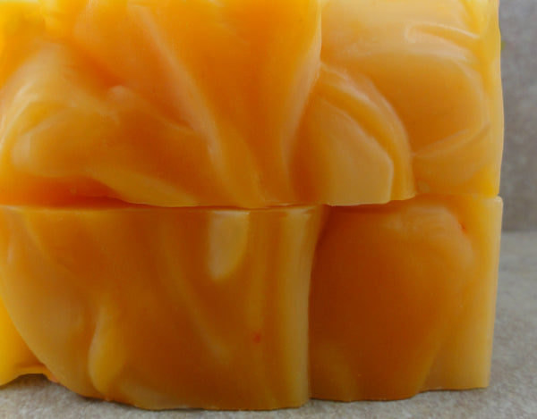 Pumpkin Peach Soap