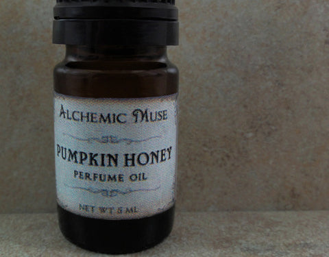 Pumpkin Honey Perfume Oil