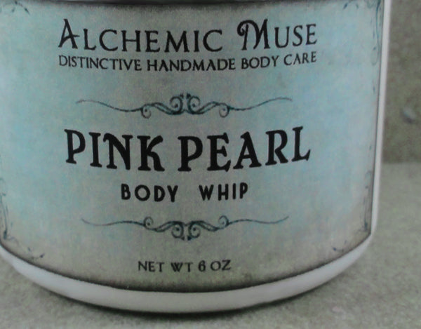 Pink Pearl Body Whip