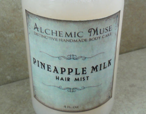 Pineapple Milk Hair Mist