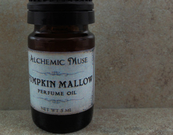 Pumpkin Mallow Perfume Oil