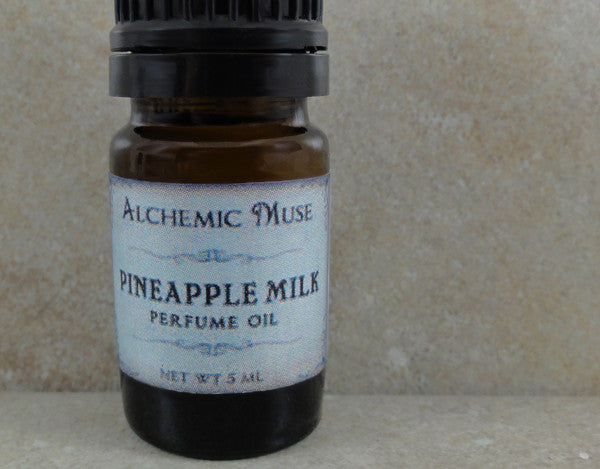 Pineapple Milk Perfume Oil