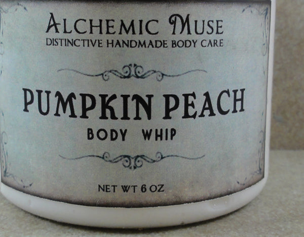 Pumpkin Peach Body Whip