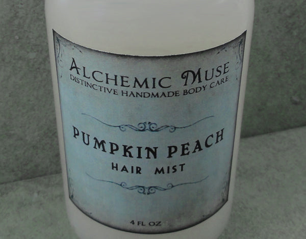 Pumpkin Peach Hair Mist