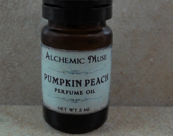 Pumpkin Peach Perfume Oil