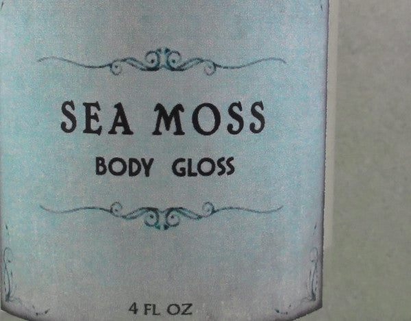 Sea Moss Body Gloss