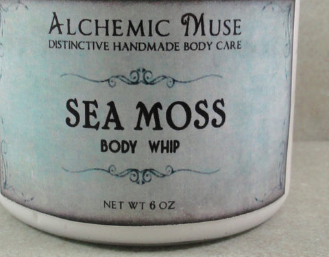 Sea Moss Body Whip