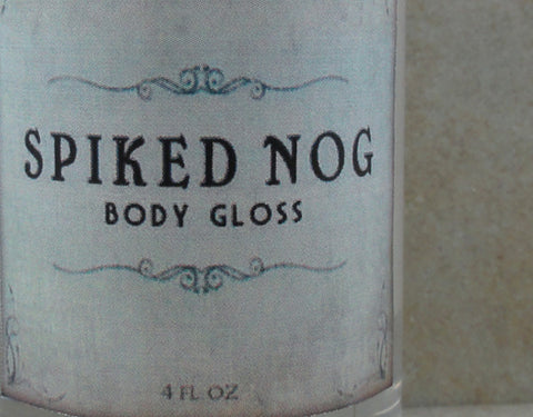 Spiked Nog Body Gloss