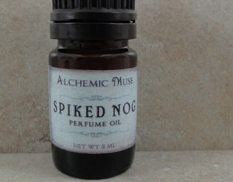 Spiked Nog Perfume Oil