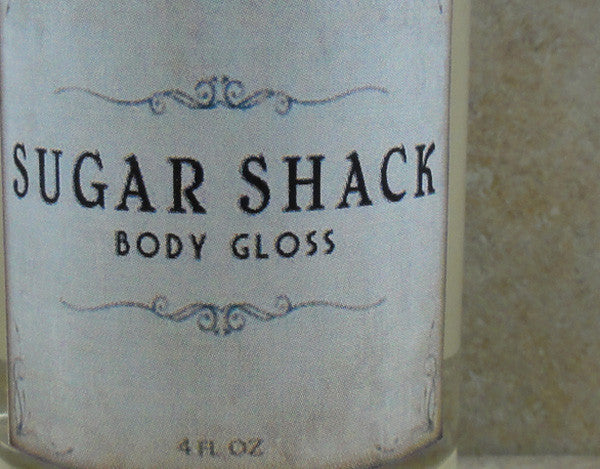 Sugar Shack Body Gloss