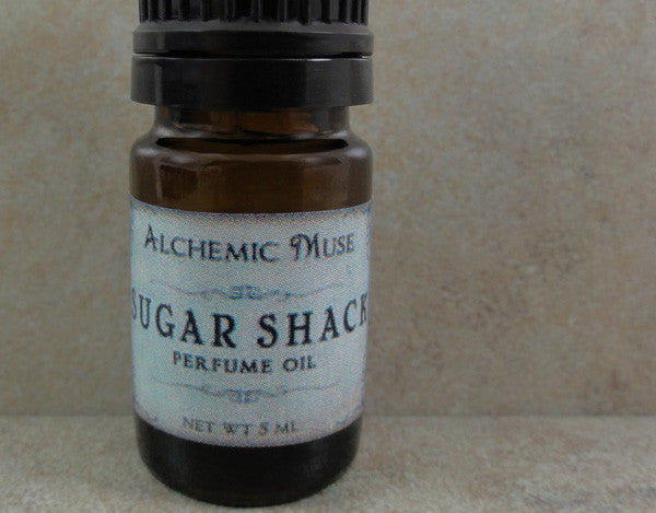 Sugar Shack Perfume Oil