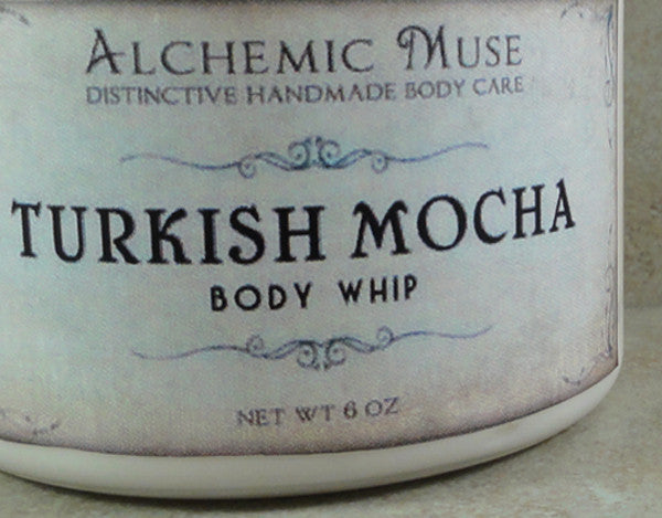 Turkish Mocha Body Whip