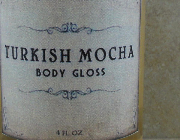 Turkish Mocha Body Gloss