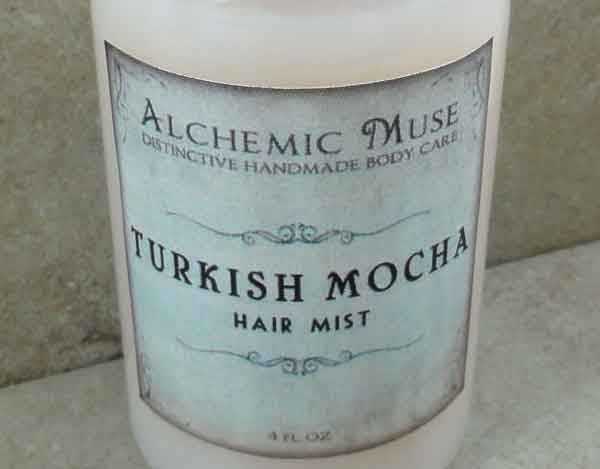 Turkish Mocha Hair Mist