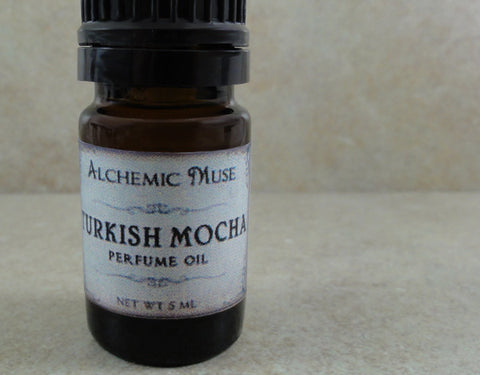 Turkish Mocha Perfume Oil