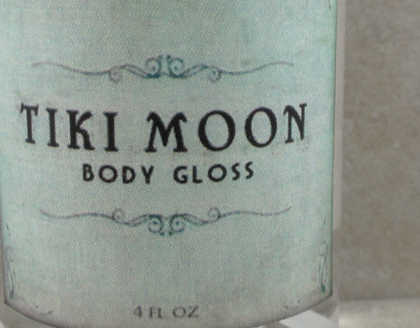 Tiki Moon Body Gloss