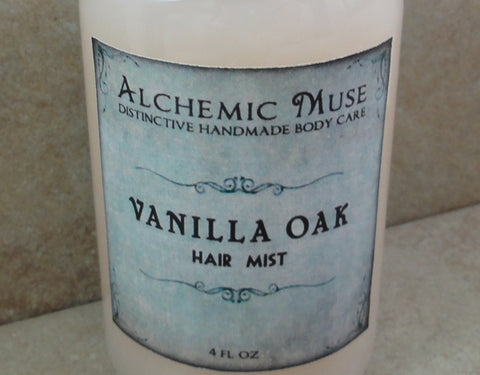 Vanilla Oak Hair Mist