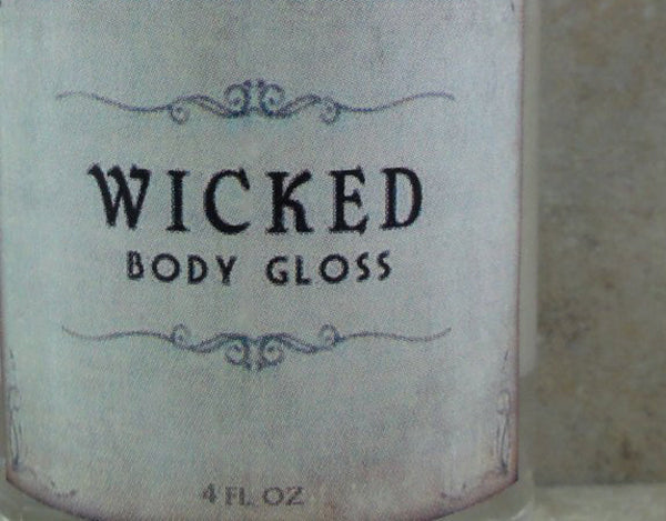 Wicked Body Gloss