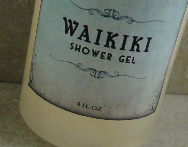 Waikiki Shower Gel