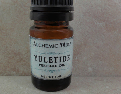 Yuletide Perfume Oil