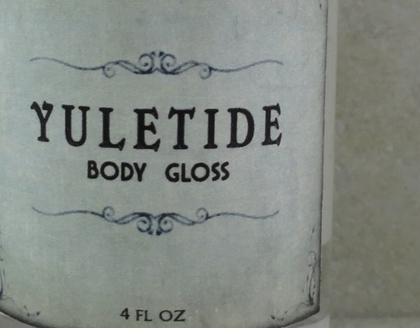 Yuletide Body Gloss