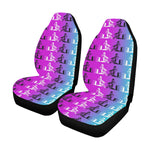 Barrel Racing Car Seat covers