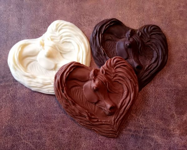 Chocolate Arabian Heart Candy