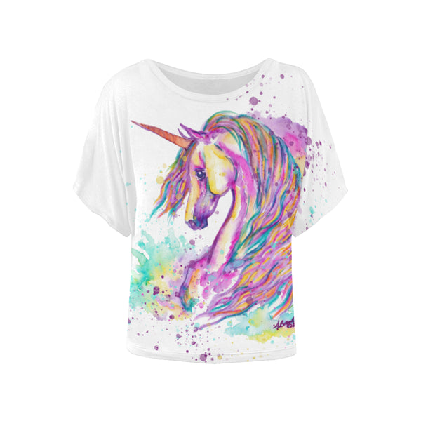 Unicorn Watercolor Shirt