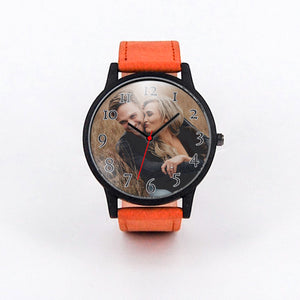 Personalized Photo Watch
