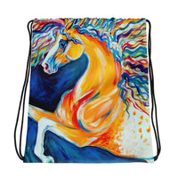 Appaloosa Drawstring bag