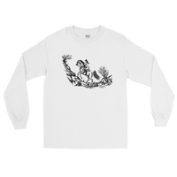 Endurance Riding Arabian Horse  Long Sleeve T-Shirt sweat shirt S - 2XL