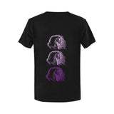 Baroque Style Horse Ladies Value T-Shirt