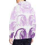 Fantasy Baroque Inspired Horse Hoodie S-XXL