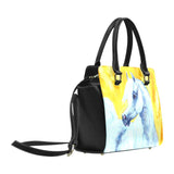 Arabian Dream Horse PU Leather Hand Bag Purse