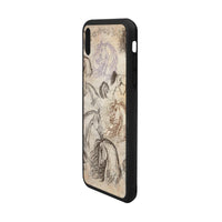 "Vintage Horse Rubber Case for Iphone XS Max (6.5"")"