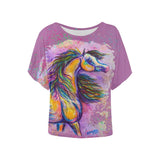 Arabian Horse Brilliance Ladies Shirt