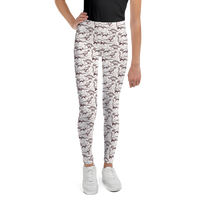 Dinosaur Youth Leggings